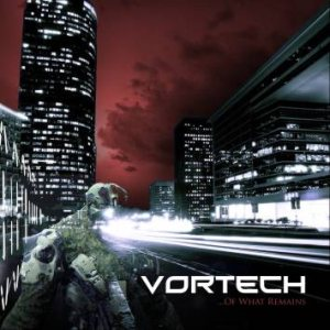 Vortech - ...of What Remains cover art