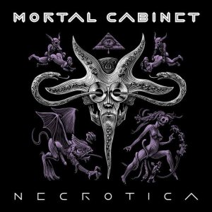 Mortal Cabinet - Necrotica cover art