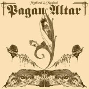 Pagan Altar - Mythical & Magical cover art