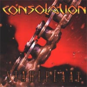 Consolation - Stahlplaat cover art
