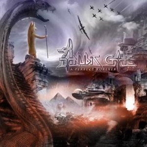 Anubis Gate - A Perfect Forever cover art