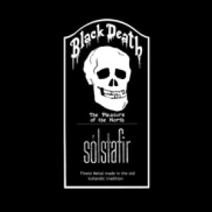 Sólstafir - Black Death cover art