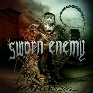 Sworn Enemy - Maniacal cover art
