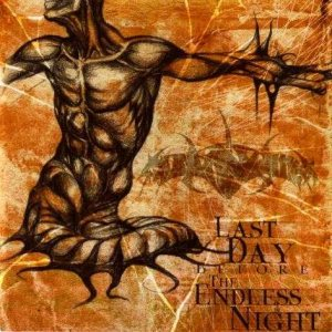 Infestum - Last Day Before the Endless Night cover art