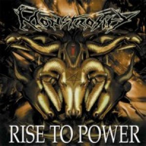 Monstrosity - Rise to Power cover art