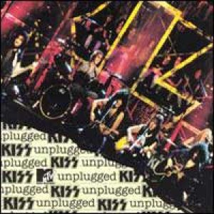Kiss - MTV Unplugged cover art