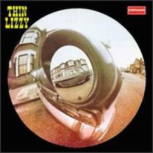 Thin Lizzy - Thin Lizzy cover art