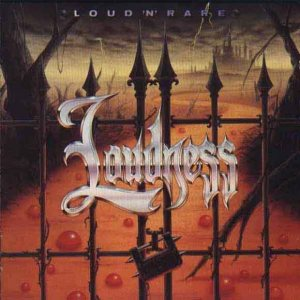 Loudness - Loud 'n' Rare cover art