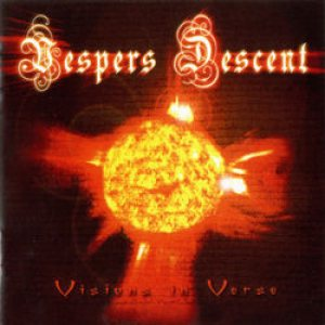 Vespers Descent - Visions in Verse cover art