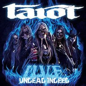Tarot - Undead Indeed cover art