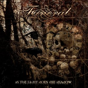 Funeral - As the Light does the Shadow cover art