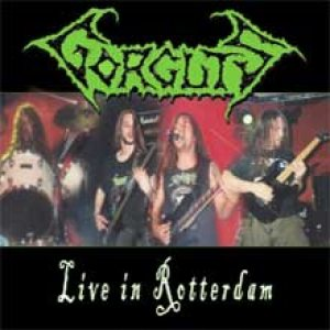 Gorguts - Live in Rotterdam cover art