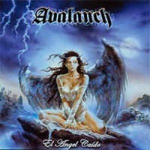 Avalanch - El Angel Caido cover art