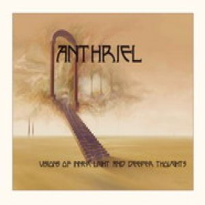Anthriel - Visions of Inner Light and Deeper Thoughts cover art