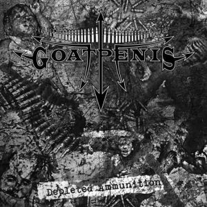GoatPenis - Depleted Ammunition cover art
