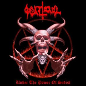 Goat Evil - Under the Power of Sadist cover art