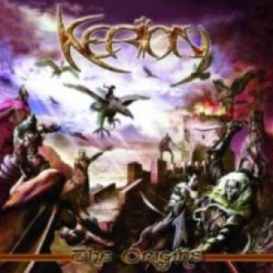 Kerion - The Origins cover art