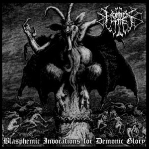 Hordes of Hate - Blasphemic Invocations for Demonic Glory cover art