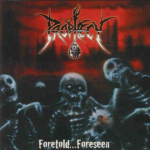 Prophecy - Foretold...Foreseen cover art