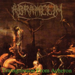 Abramelin - Transgression from Acheron cover art