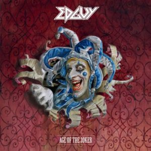 Edguy - Age of the Joker cover art