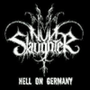 Nunslaughter - Hell on Germany cover art