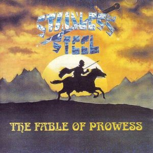 Stainless Steel - The Fable of Prowess cover art