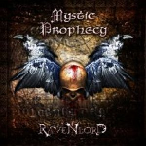 Mystic Prophecy - Ravenlord cover art