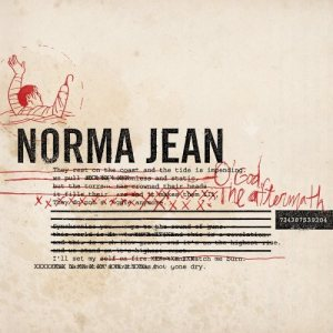 Norma Jean - O' God, the Aftermath cover art