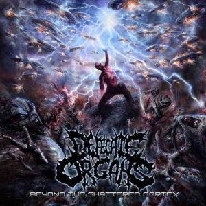 Defecate Organs - Beyond the Shattered Cortex cover art