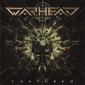 Warhead - Captured cover art
