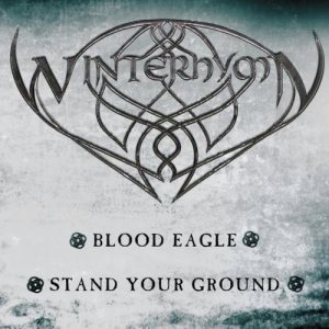 Winterhymn - Blood Eagle - Stand Your Ground cover art