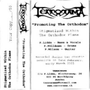 Terrorama - Promoting the Orthodox cover art