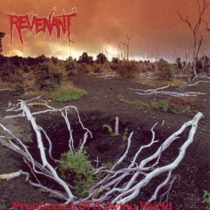 Revenant - Prophecies of a Dying World cover art
