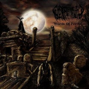 Netherion - Words of Perdition cover art