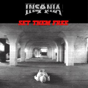 Insania - Set Them Free cover art