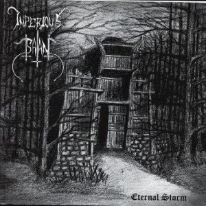 Imperious Satan - Eternal Storm cover art