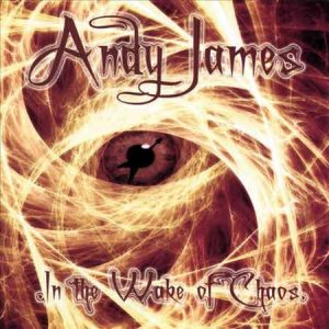 Andy James - In the Wake of Chaos cover art