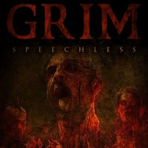 Grim - Speechless cover art