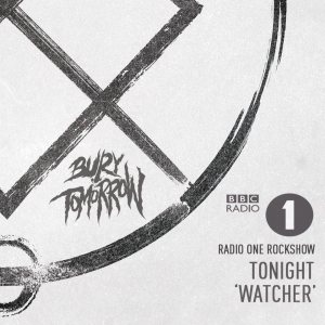 Bury Tomorrow - Watcher cover art