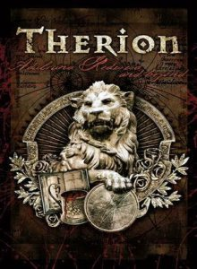 Therion - Adulruna Redivia and Beyond cover art