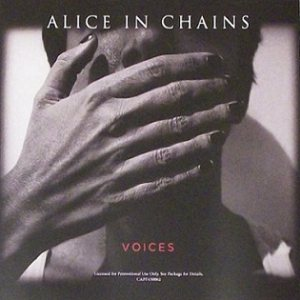 Alice in Chains - Voices cover art