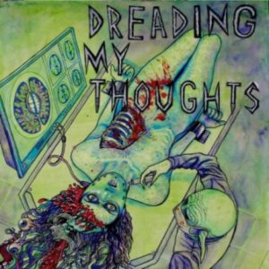 Anewabyss - Dreading My Thoughts cover art