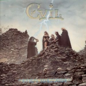 Evil - Evil's Message cover art