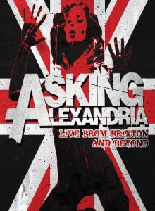 Asking Alexandria - From Brixton and Beyond cover art