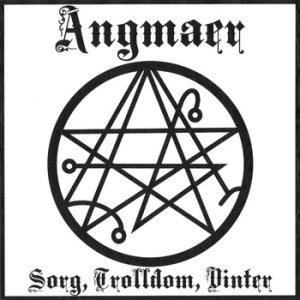 Angmaer - Sorg, Trolldom, Vinter cover art