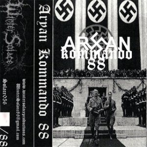 Aryan Kommando 88 - Demo I cover art