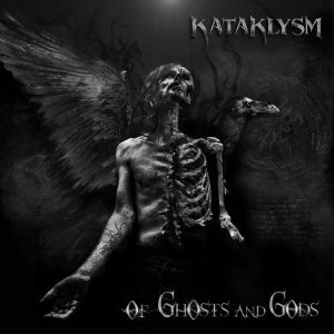 Kataklysm - Of Ghosts and Gods cover art