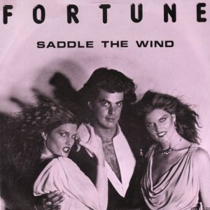 Fortune - Saddle the Wind / Certain Kind of Feeling cover art