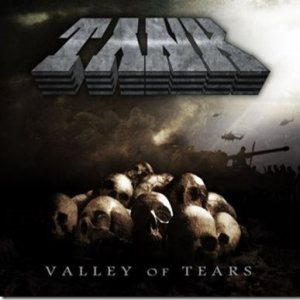 Tank - Valley of Tears cover art